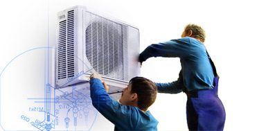 услуги по монтажу систем кондиционирования